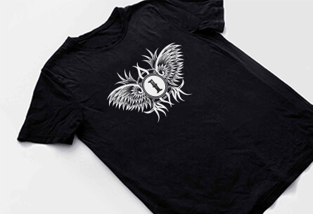 One Eagle T-shirt Design