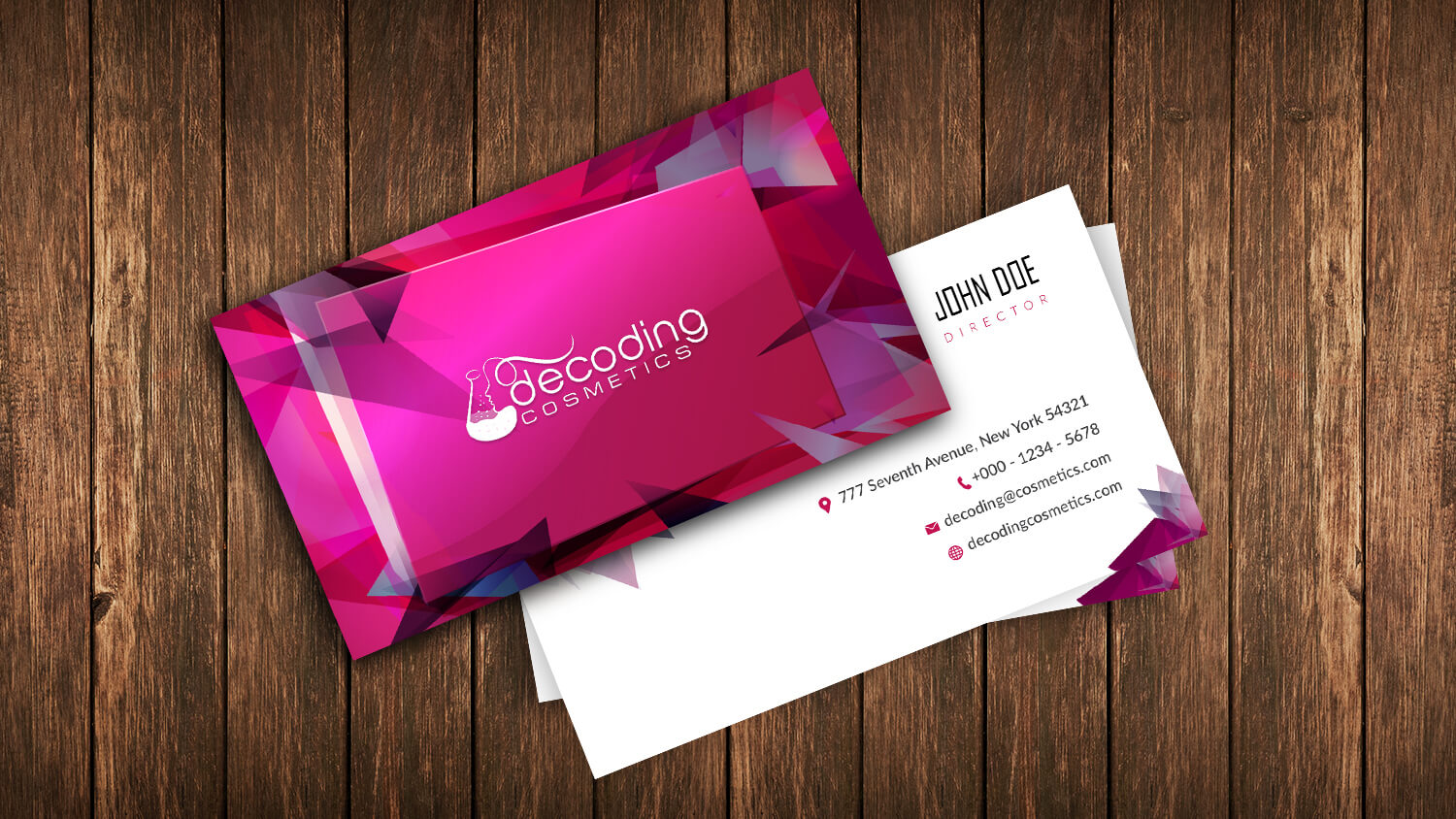 Decoding Business Card Design